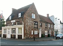 TG5207 : 112 King Street - The Old White Lion (former) public house by Evelyn Simak