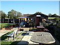 TM4198 : Thurlton Bowls Club Pavilion by Adrian Cable