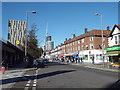 TQ4483 : Ripple Road, Barking by Malc McDonald
