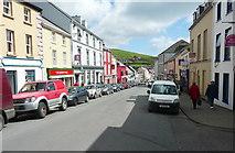 Q4401 : Main Street, Dingle by Humphrey Bolton