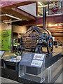 SJ8397 : Rocket Returns to Manchester by David Dixon