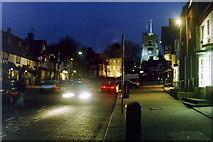 TQ1289 : Pinner High Street by Carl Grove