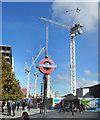 TQ3083 : Outside Kings Cross / St Pancras by Des Blenkinsopp
