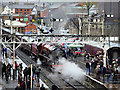 SD8010 : Winter Steam Gala, Bolton Street Station by David Dixon