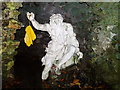 ST7734 : River god in a grotto, Stourhead by Brian Robert Marshall