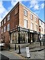 SJ8990 : Blackshaw's Cafe by Gerald England