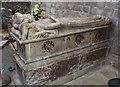 SK7519 : Monument, St Mary's church, Melton Mowbray by Julian P Guffogg