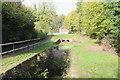 ST2993 : Canal below Hollybush Way, Cwmbran by M J Roscoe