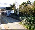 SJ8485 : Heald Green railway station by Thomas Nugent