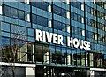 J3474 : River House, Belfast (October 2018) by Albert Bridge