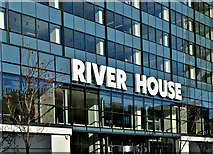 J3474 : River House, Belfast (October 2018) by Albert Bridge