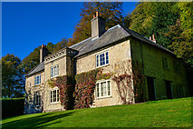 ST7734 : Wiltshire : Stourhead - The Estate Office by Lewis Clarke