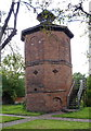 SP0782 : Dovecote in grounds of Moseley Old Hall by Richard Law