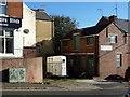 SK3771 : The former premises of Chesterfield Cash Registers Ltd by Christine Johnstone
