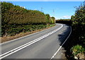 SS9184 : No overtaking on Blackmill Road north of Bryncethin by Jaggery