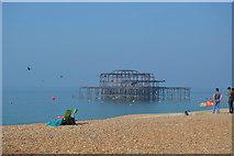 TQ3003 : West Pier by N Chadwick