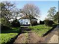 TL9791 : Grange Farm farmhouse by Adrian S Pye