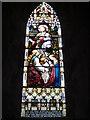 SO3830 : Window inside Dore Abbey (South Aisle) by Fabian Musto