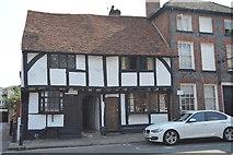 SU7682 : Anne Boleyn Cottage, Tudor Cottage by N Chadwick