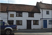 SU7682 : Horse and Groom (closed) by N Chadwick