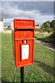 SE6915 : Postbox on Northgate, Moorends by Ian S