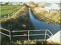 TM1312 : St Osyth Ditch by Nigel Cox