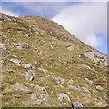 NN6619 : Steep slopes of Stob Chalum Mhic Griogair by Richard Webb