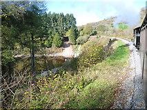 SO0514 : Brecon Mountain Railway by Christine Johnstone