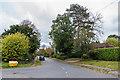 TQ2858 : Hollymead Road by Ian Capper