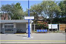 TQ1585 : Sudbury Hill Harrow Station by N Chadwick