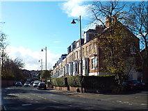 NZ3955 : Tunstall Road, Ashbrooke, Sunderland by Malc McDonald