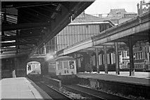 SP0687 : Snow Hill Station (GWR) - the last services by Martin Tester