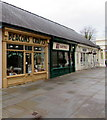 SO0428 : Beacons Crafts shop, Bethel Square, Brecon by Jaggery