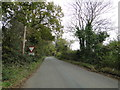 TL9896 : Almost time to Give Way approaching Bray's Lane by Adrian S Pye