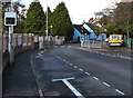 ST3390 : Your Speed indicator, High Street, Caerleon by Jaggery