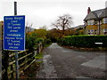 SO2602 : Weight limit sign, Gypsy Lane, Pentrepiod, Torfaen by Jaggery