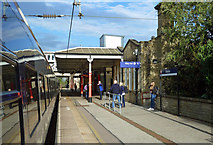 SE1039 : Bingley Station by Mary and Angus Hogg