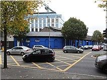 W6871 : Albert Street railway station (site), Cork by Nigel Thompson