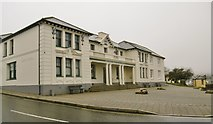 SX5973 : Princetown, visitor centre by Mike Faherty