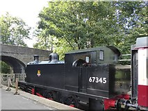 SD8789 : The former Hawes station by Marathon