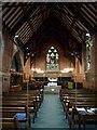 SO8272 : Interior of Wilden church by Philip Halling