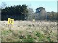 SU9781 : Disused Driving Range by Des Blenkinsopp