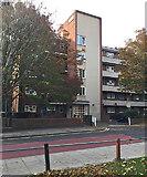 TQ3480 : Lowder House flats, Wapping Lane, Wapping by Robin Stott