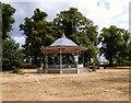 SU9677 : Alexandra Gardens Bandstand by Gerald England