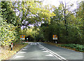 TL8131 : Entering Halstead on the A1124 Hedingham Road by Adrian Cable
