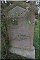 TG4326 : WW1 memorial grave to Skipper Ash Jeremiah Woolston by Ian S