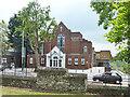 TQ5189 : Romford Baptist Church by Robin Webster