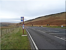 SE0210 : Bus stop on Manchester Road (A62) by JThomas