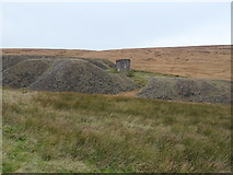 SE0210 : Spoil heaps and engine house by JThomas