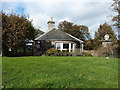 NO4203 : Eagle Gate Lodge at Upper Largo by Richard Law